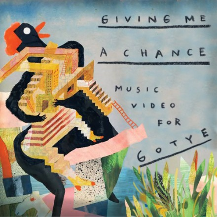 """Giving Me A Chance"" animated music video"