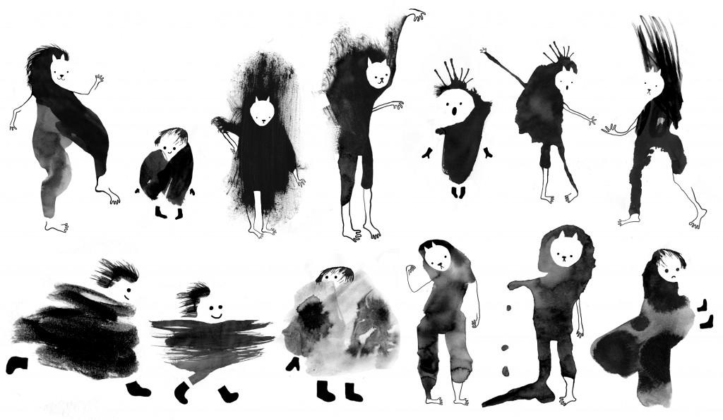 astigmatismo characters