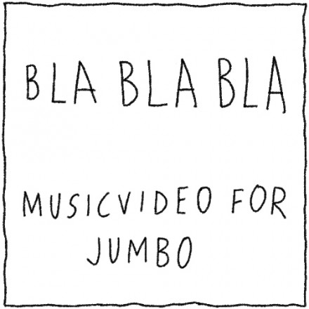 """Bla Bla Bla"" music video"