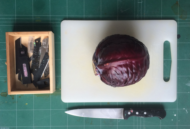 cabbage and knives 2