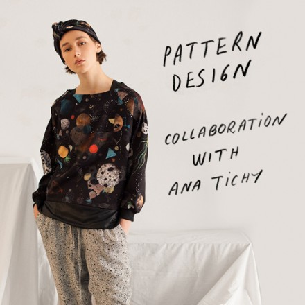 Pattern design for Ana Tichy